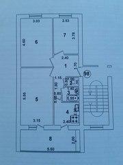 Продаю 3-х комнатную квартиру в Чиланзарском районе,  квартал 23